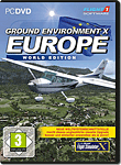 Flight Simulator X Add-on: Ground Environment X1 Europe - World Edition