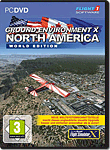 Flight Simulator X Add-on: Ground Environment X3 North America - World Edition