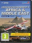 Flight Simulator X: Ground Environment X4 Africa & Middle East - World Edition (PC Games)