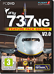 Flight Simulator X Add-on: iFly 737NG - Feature Pack V2.0