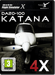 Flight Simulator X Add-on: DA20-100 Katana 4X (PC Games)