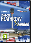 Flight Simulator X: Mega Airport London Heathrow Xtended (PC Games)
