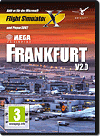 Flight Simulator X: Mega Airport Frankfurt V2.0 (PC Games)