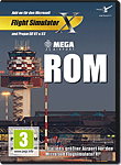 Flight Simulator X: Mega Airport Rom (PC Games)