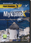 Flight Simulator X: Mykonos X (PC Games)