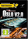Flight Simulator X: Mega Airport Oslo V2.0 (PC Games)
