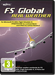 Flight Simulator X: Global Real Weather