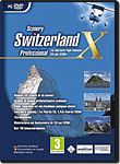 Flight Simulator X: Scenery Switzerland Professional X (PC Games)