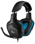 G432 Surround Sound Gaming Headset (Logitech)