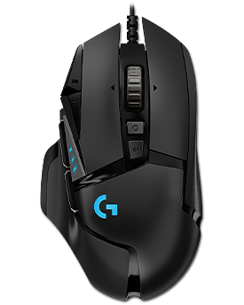 G502 HERO Gaming Mouse (Logitech)
