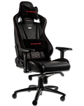 Gaming Chair EPIC -Black/Red- (noblechairs)
