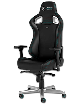 Gaming Chair EPIC Mercedes-AMG Petronas Motorsport -2021 Edition- (noblechairs)