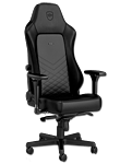 Gaming Chair HERO -Black/Black- (noblechairs)