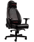 Gaming Chair ICON -Black/Red- (noblechairs)