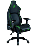 Gaming Chair Iskur -Black/Green- (Razer)