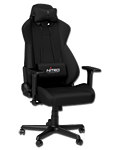 Gaming Chair S300 -Stealth Black- (Nitro Concepts)