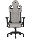 Gaming Chair T3 RUSH -Grey/Charcoal- (Corsair)