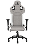 Gaming Chair T3 RUSH -Grey/White- (Corsair)