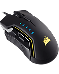 Glaive RGB Gaming Mouse -Aluminium- (Corsair) (PC Games)