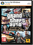 Grand Theft Auto 4: Episodes from Liberty City -E-