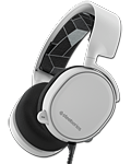 Headset Arctis 3 -White- (SteelSeries) (PC Games)
