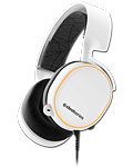 Arctis 5 RGB Gaming Headset -White- (SteelSeries)