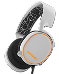 Headset Arctis 5 -White- (SteelSeries) (PC Games)