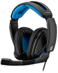 GSP 300 Gaming Headset -Black/Blue- (EPOS Sennheiser)