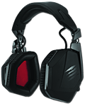 Headset F.R.E.Q. 9 Wireless Surround (Mad Catz)