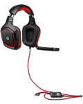 Headset G230 G-Series (Logitech) (PC Games)