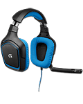 G430 Surround Sound Gaming Headset (Logitech)