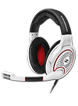 Game One Open Acoustic Gaming Headset -White- (Sennheiser)