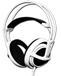 Headset Siberia V2 Full-Size -white- (SteelSeries)