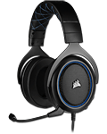 HS50 Pro Stereo Gaming Headset -Blue- (Corsair)