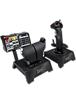Joystick X65F Pro Flight Combat System (Saitek) (PC Games)