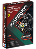 Kaspersky Internet Security Special Edition Ferrari 2011