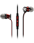 Momentum In-Ear M2 IEi -Red/Black- (Sennheiser) (PC Games)