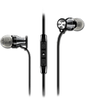 Momentum In-Ear M2 IEi -Black/Chrome- (Sennheiser)