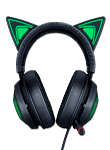 Kraken Kitty Edition Gaming Headset -Black- (Razer)