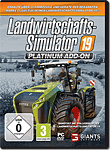 Landwirtschafts-Simulator 19: Platinum Add-On (PC Games)