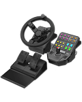 Heavy Equipment Wheel Bundle (Logitech)