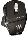 Maus R.A.T. M Wireless -black- (Mad Catz)