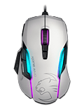 Mouse Kone AIMO -White- (Roccat) (PC Games)