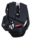 R.A.T. 4+ Gaming Mouse -black- (Mad Catz)