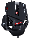 R.A.T. 6+ Gaming Mouse -black- (Mad Catz)