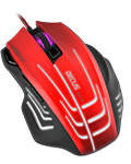 Mouse Decus Respec -Red/Black- (Speed Link)