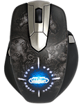 Maus World of Warcraft Wireless MMO Gaming Mouse (SteelSeries)