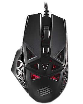M.O.J.O. M1 Gaming Mouse (Mad Catz)