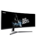 QLED Curved Gaming Monitor C49HG90 (Samsung)