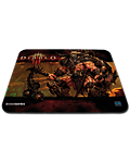 Mouse Mat QcK - Diablo 3: Barbarian (SteelSeries)